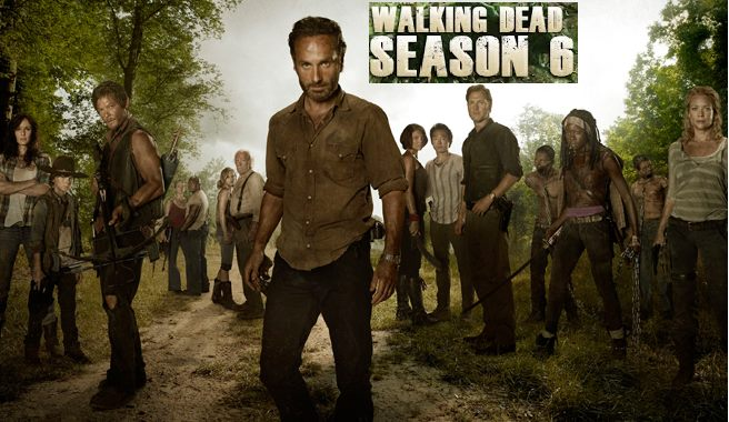 the walking dead free watch season 6